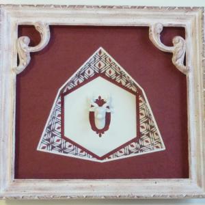 Biseau Minouche hexagonal