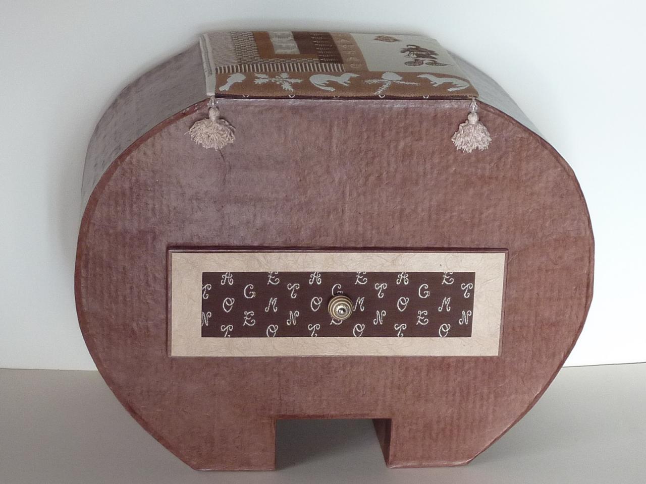 Stage de 2 jours meuble en carton