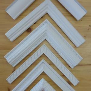 Angle de baguette en carton