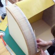 création d'un meuble d'angle