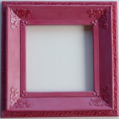 Miroir en carton (création cadre et déco)