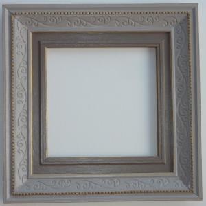 Miroir en carton (création Cadre et Déco )